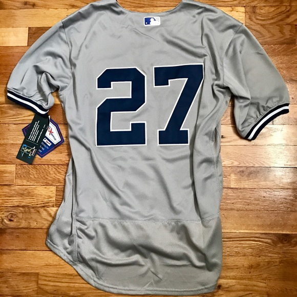 official photos 90ca3 495ef NWT Giancarlo Stanton Yankees Jersey // Large NWT